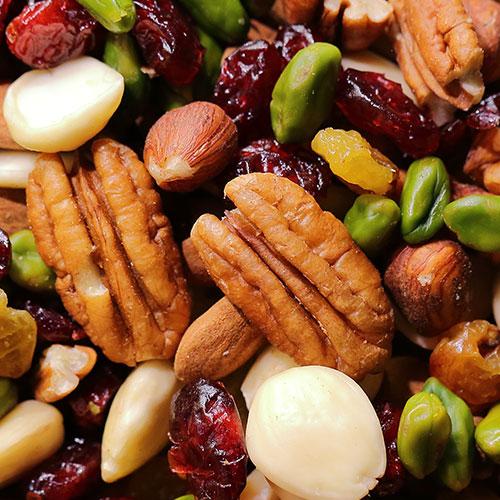 Nuts & Grains Image